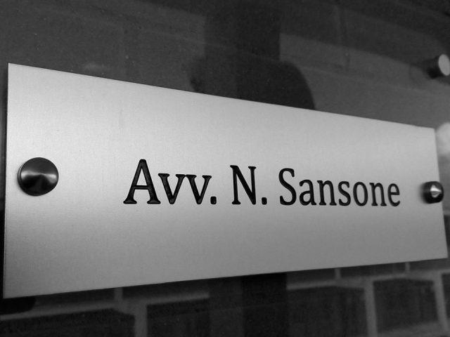 Avvocato Sansone Foggia